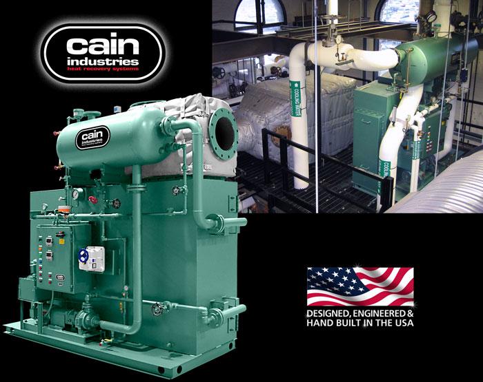 ESG1 (Exhaust Steam Generator) Cogeneration
