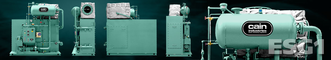 Exhaust Steam Generator 1